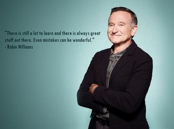 Famous Robin William Quotes
