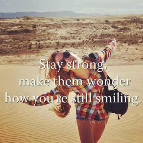 life quotes about strength women