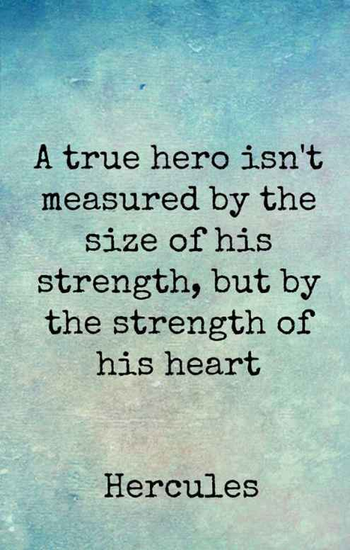 life quotes about strength men