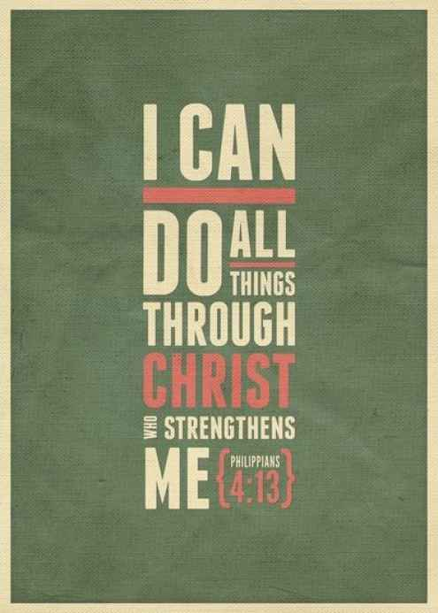 scriptures about strength