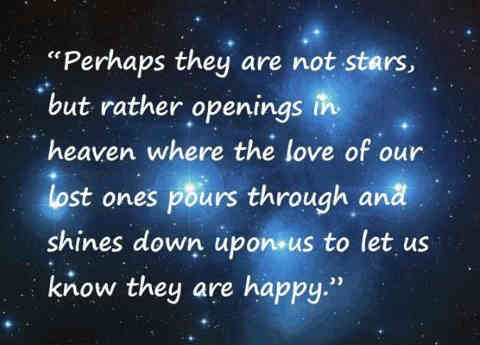 I miss you like stars quotes