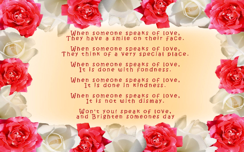 Funny Love Poems