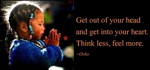 Osho Quotes About the Heart