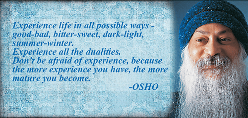Happy Osho Quotes on Life with Images