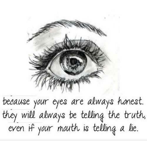 Motivational Quotes on Eyes