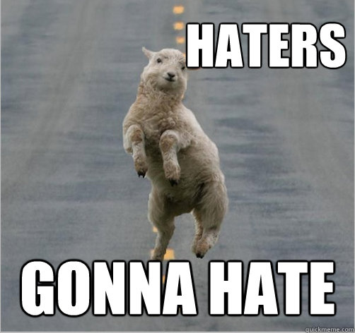 1509227962 957 The Haters Gonna Hate Meme You Need In Your Life