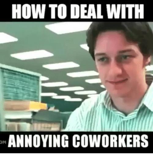 20 Funniest Co Worker Memes