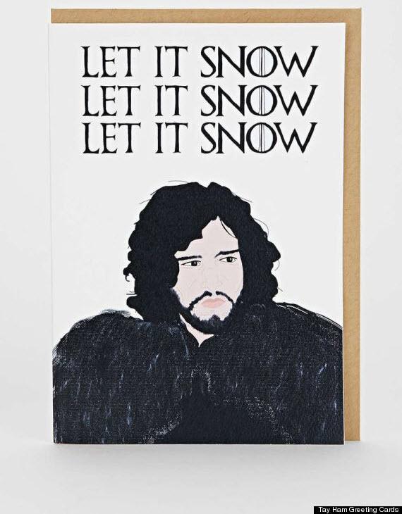 funny-christmas-card-jon-snow