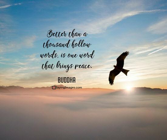 buddha peace quotes
