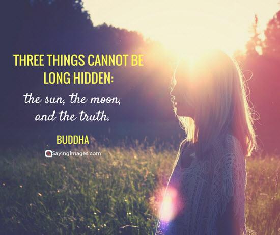 buddha truth quotes