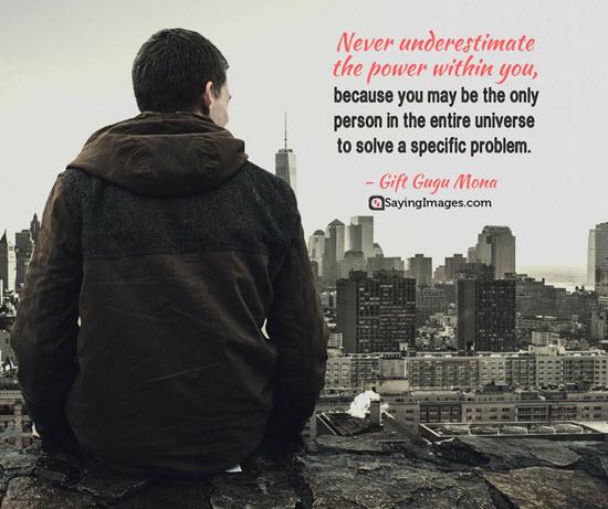 underestimate quote