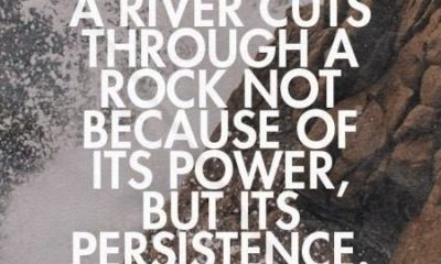 Persistence Is The Key