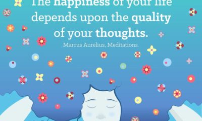 Quality Of Your Thought Marcus Aureliis Daily Quotes Sayings Pictures