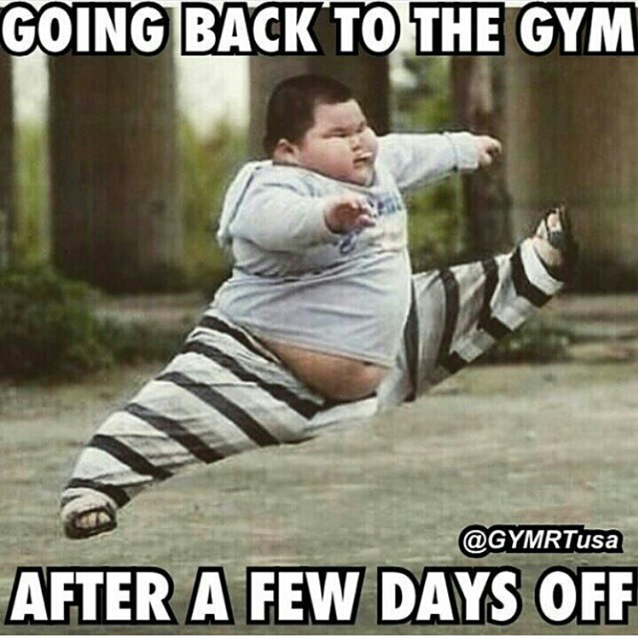 22 Working Out Memes That Will Make Everyone In The Gym Laugh Hard