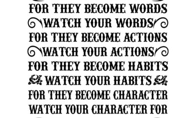Watch Your Thoughts Daily Quotes Sayings Pictures