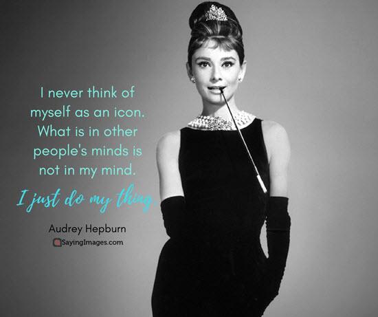 audrey hepburn inspiring quotes