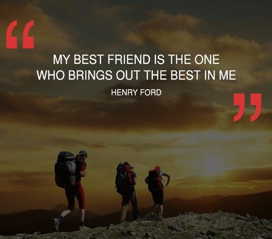 Friendship Quote On Best Friend