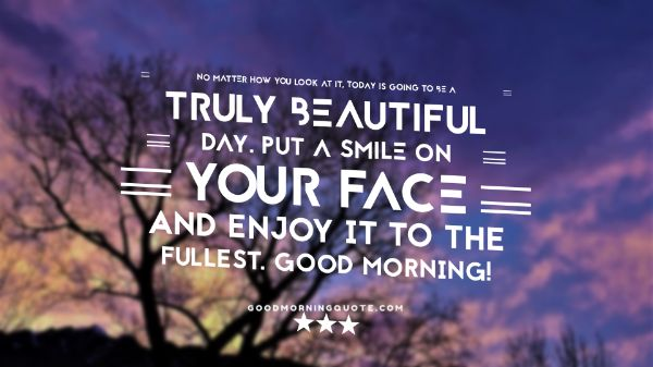 Beautiful Good Morning Images With Quotes