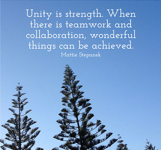 60 Best Inspirational Teamwork Quotes With Images - Word ...