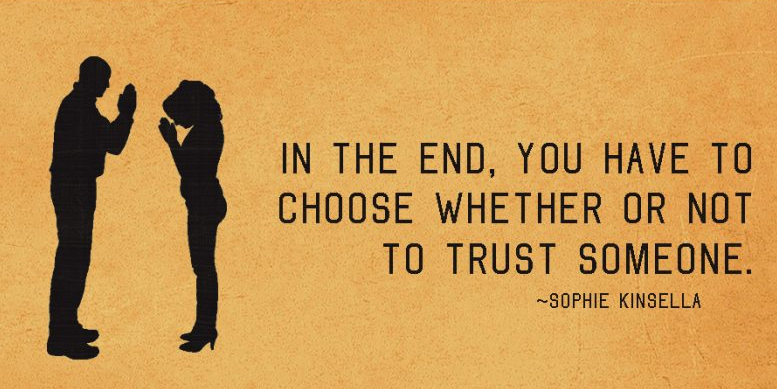 Quotes On Trust And Trust Issues