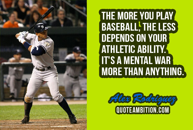 100 Famous Inspirational Baseball Quotes And Sayings - Word ...