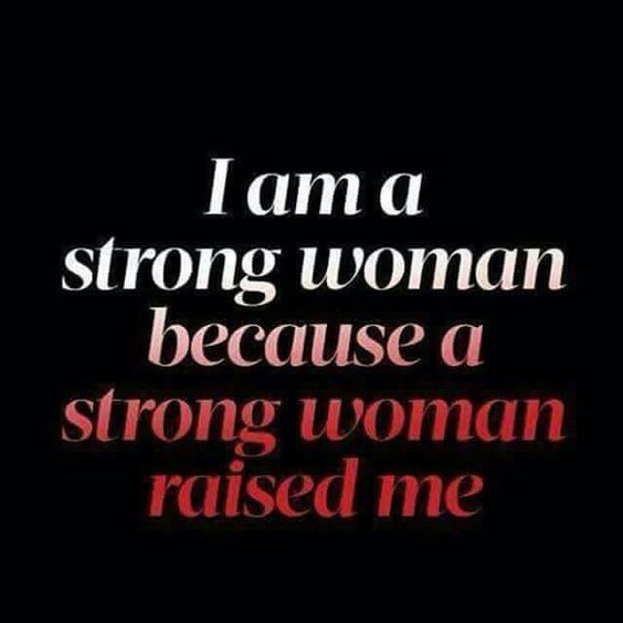 i am a strong woman quote