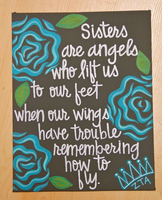 Sister Quotes Sayings Angels