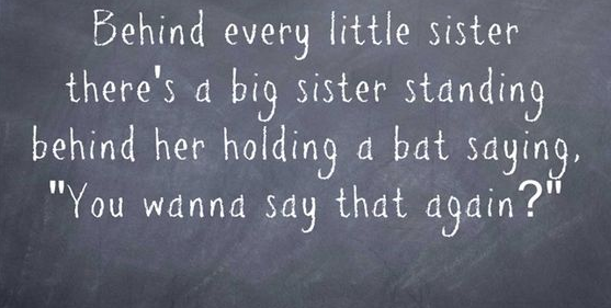 Sister Quotes Little