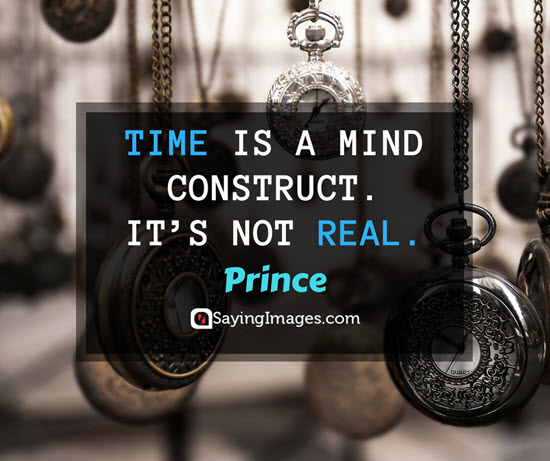 prince time quotes