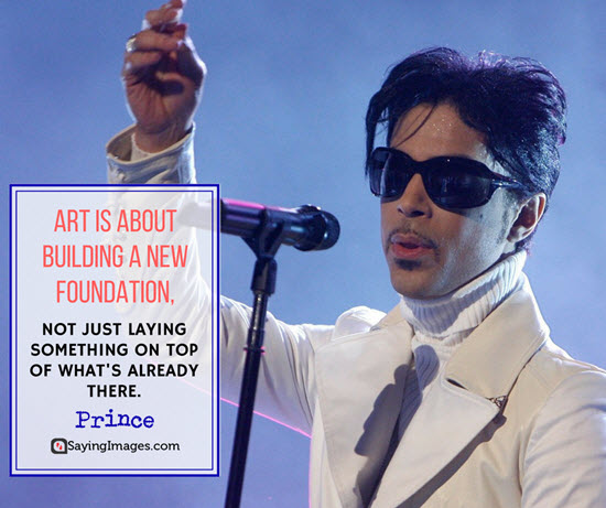 prince art quotes