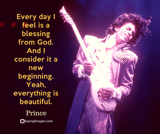 prince blessing quotes