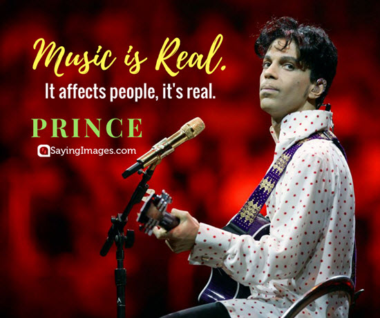 prince music quotes