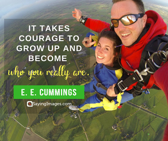 e e cummings growing quotes