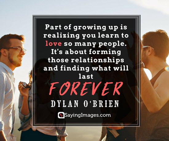 dylan o brien growing quotes