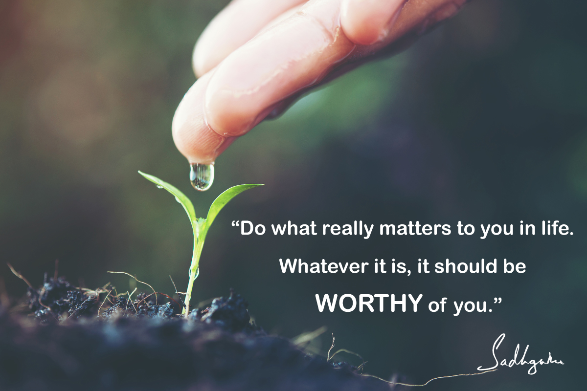 Worthy Matters
